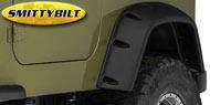 """Smittybilt 6"""" Rear Driver Side Fender Flares <br>87-95 Wrangler YJ"""