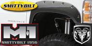 Smittybilt M1 Truck Fender Flares <br>Dodge
