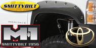 Smittybilt M1 Truck Fender Flares <br>Toyota