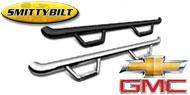 Smittybilt Nerf Step Bars <br/>for Chevy/GMC
