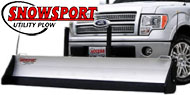 SnowSport HD <br> Utility Snow Plows <br> 8' Blade