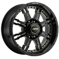 SOTA 571GM J.A.T.O. Ghost Metal Wheels