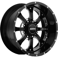 SOTA 561DM NOVAKANE Death Metal Wheels
