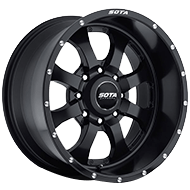 SOTA 561SB NOVAKANE Stealth Black Wheels