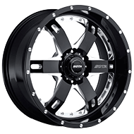 SOTA 565DM REPR Death Metal Black Wheels
