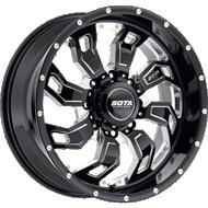 SOTA Wheels <br>566DM SCAR Death Metal