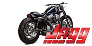 Jagg Oil Coolers Sportster