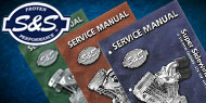 S&S Cycle Service Manuals