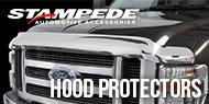 STAMPEDE Hood Protectors