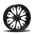 Xtreme Machine Wheels Stiletto Black