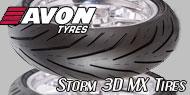 Avon Storm 3D XM Tires