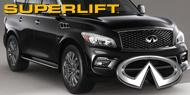 Superlift Infiniti Leveling Kits