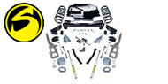 Superlift Suspension Lift Kit 2008-10 Commander / Grand Cherokee