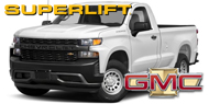 Superlift  Suspension Lifts for Chevy/GMC