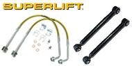 Superlift Suspension Components
