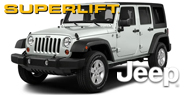 Superlift Suspension Lift Kits for Jeep