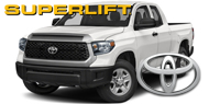 Superlift Suspension Lifts for Toyota