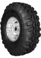 Super Swamper Radial TSL Tires