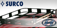 Surco Roof Racks <br/> Hyundai