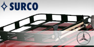 Surco Roof Racks <br/> Mercedes Benz