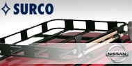 Surco Roof Racks <br/> Nissan