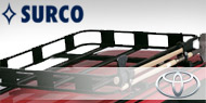 Surco Roof Racks <br/> Toyota