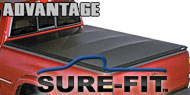 Torza Sure-Fit <br>Tonneau Covers