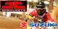 JT Sprockets for Suzuki