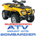 Bombardier ATV Mount Kits