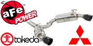 Takeda Exhaust System <br> Mitsubishi