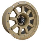 Remington Wheels<br /> Target All Tan Finish