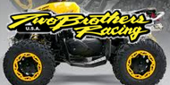 Two Brothers ATV Exhaust