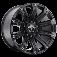 TIS 534B Satin Black Wheels
