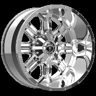 TIS 535V Chrome Wheels