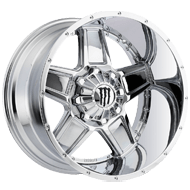 TIS Wheels <br/>543C Chrome