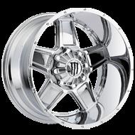 TIS 543C Chrome Wheels
