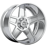 TIS Wheels <br/>F50P Forged Polished