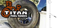 Titan Fuel Tanks Optional Equipment