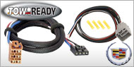 Tow Ready Brake Controller <br> Wiring Adaptors for Cadillac