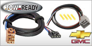 Tow Ready Brake Controllers <br> Wiring Adaptors for Chevy GMC