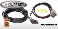 Tow Ready Brake Controller<br> Wiring Adaptors for Hummer