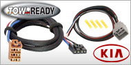 Tow Ready Brake Controller <br>Wiring Adaptors for KIA