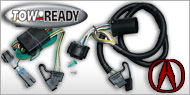 Tow Ready Wiring Harnesses Acura