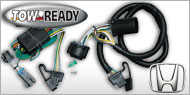 Tow Ready Wiring Harnesses Honda