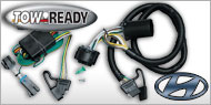 Tow Ready Wiring Harnesses Hyundai