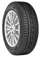 Toyo Celsius Tires