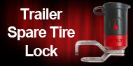 Bolt > Trailer Spare Tire Locks