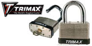 Trimax: Padlocks