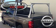 Truck Covers USA American Truck Rack for Nissan