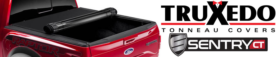 Truxedo Sentry Ct Tonneau Covers Are On Sale And Ship Free 4wheelonline Com